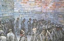 Prisoners Exercising