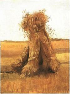 Sheaves of Wheat in a Field