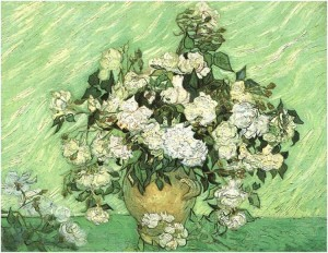 Still Life: Vase with Roses